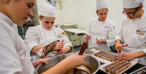 02. New England Culinary Institute