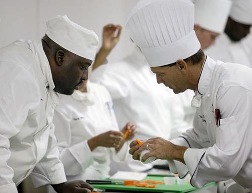 07. Pennsylvania Culinary Institute