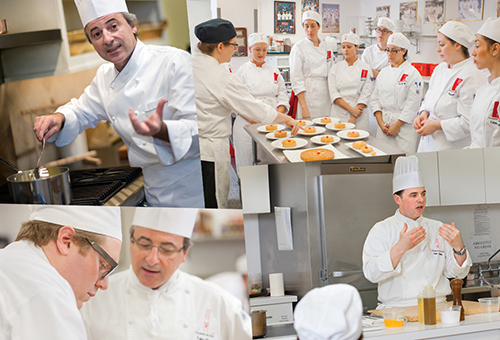 The top 25 culinary schools in america premium schools for Academie de cuisine summer camp