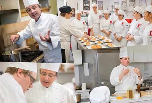 12. L'Academie de Cuisine