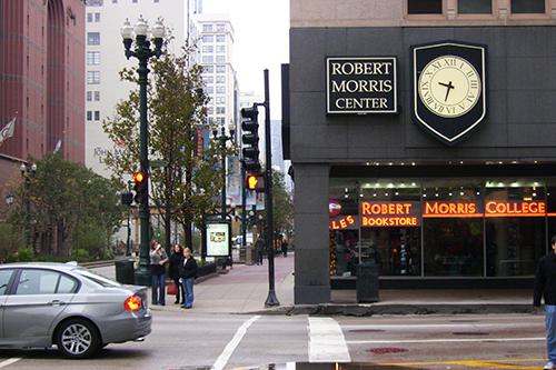 16. Robert Morris University