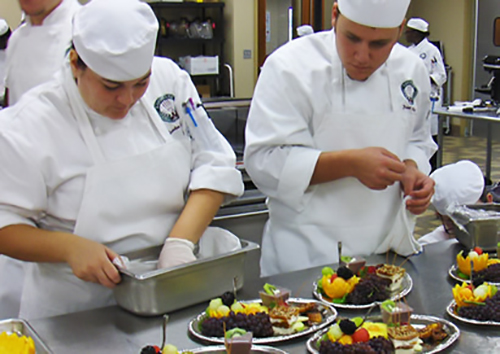 17. Louisiana Culinary Institute