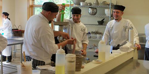 20. International Culinary Arts and Sciences Institute