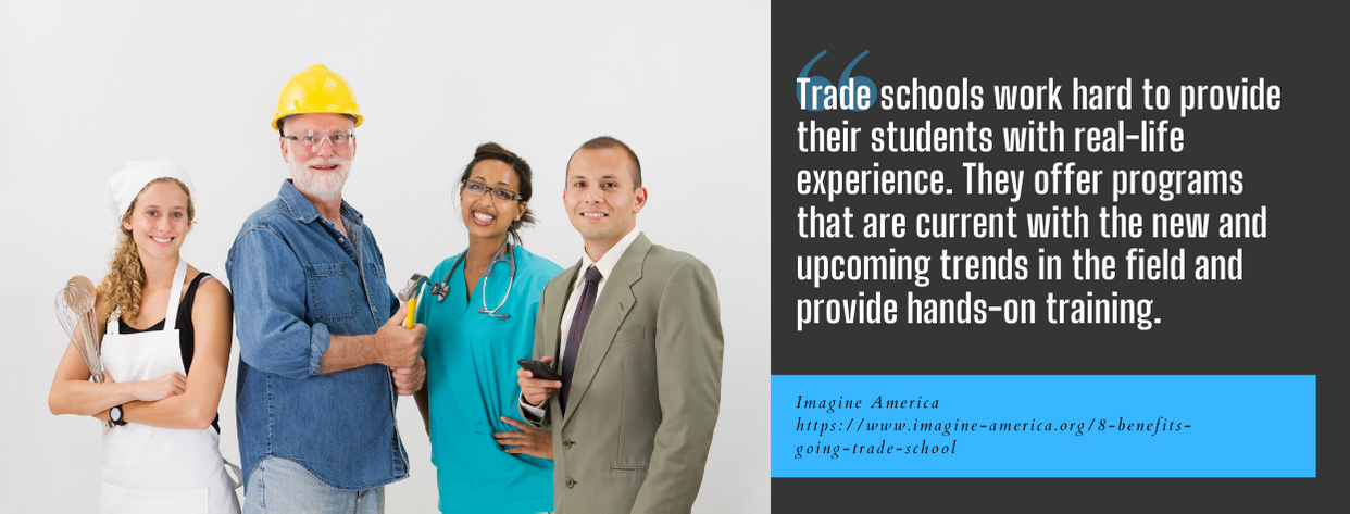 10 Top Accredited Trade Schools- fact 5