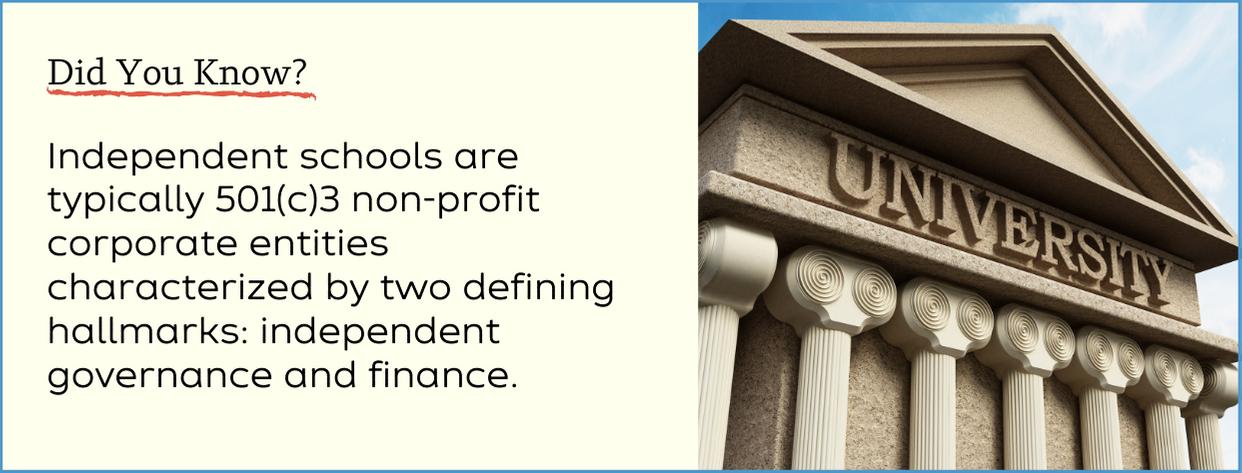 GEP Independent Schools fact 1