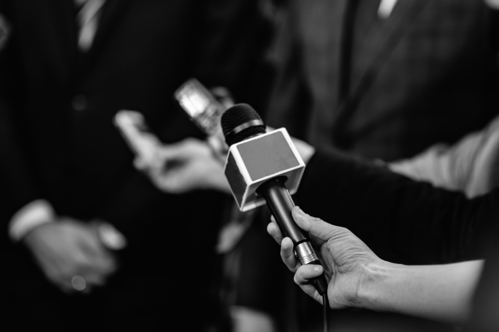 reporters, correspondents, and broadcast news analysts