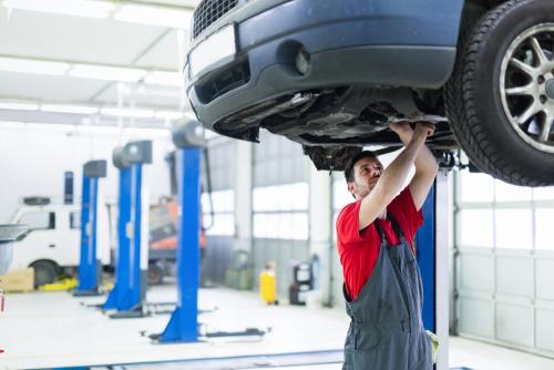auto mechanic service technician