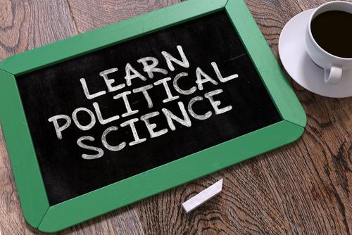 virginia tech political science ranking