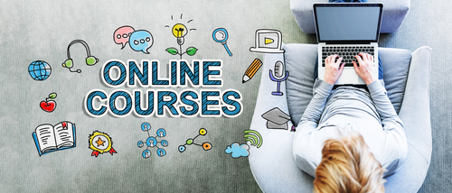 best schools offering online courses