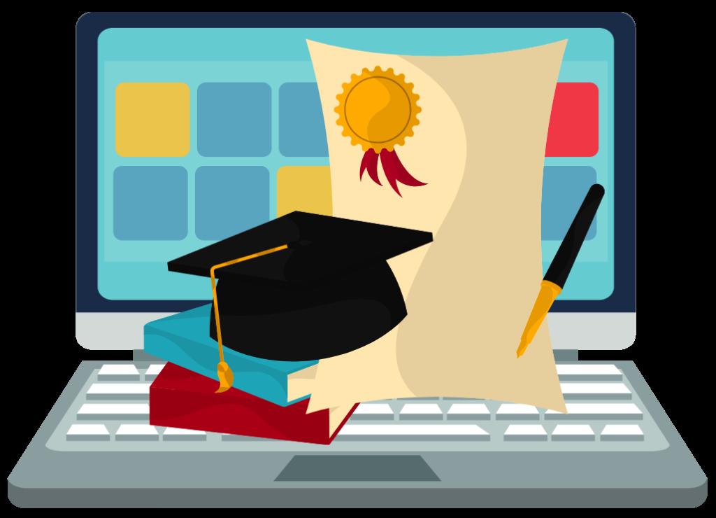 20 Easiest Online Bachelor's Degrees - Divider