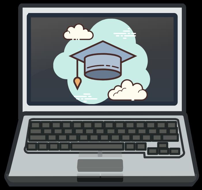 20 Fastest Online Master's Degrees - Divider Icon
