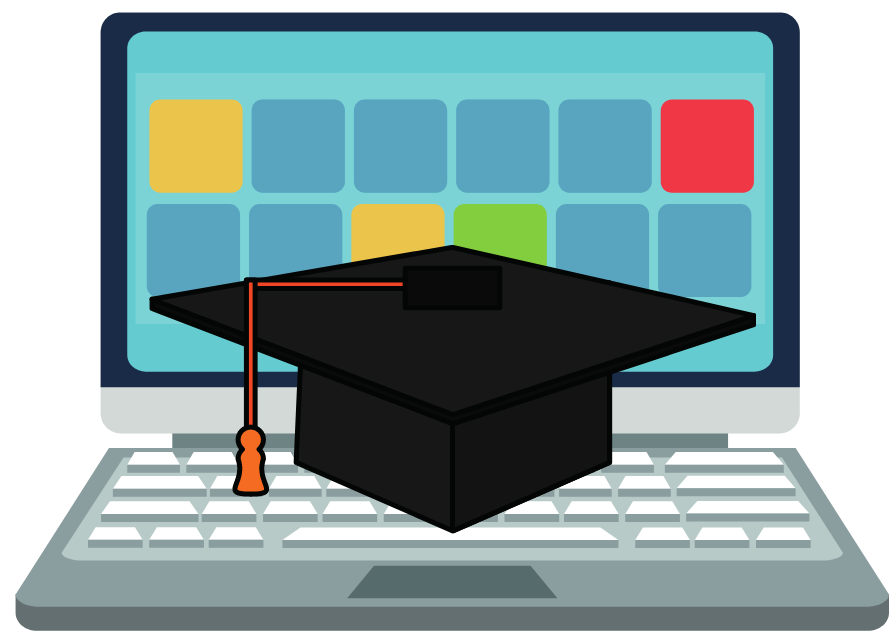 Fastest Online Associate Degrees - Divider