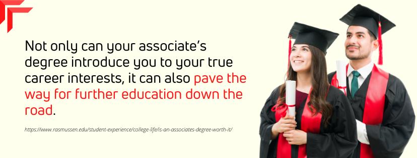 Fastest Online Associate's fact 2