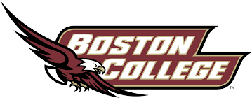 Download Boston College Eagles Logo Png Transparent - Boston College Logo  Sports - Full Size PNG Image - PNGkit