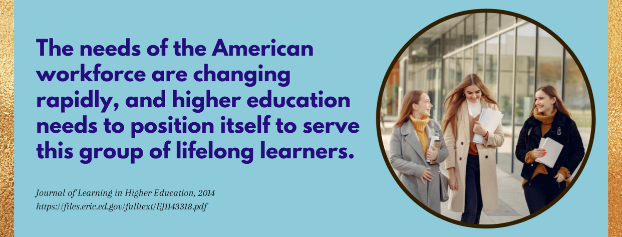 Adult Learner - fact 1