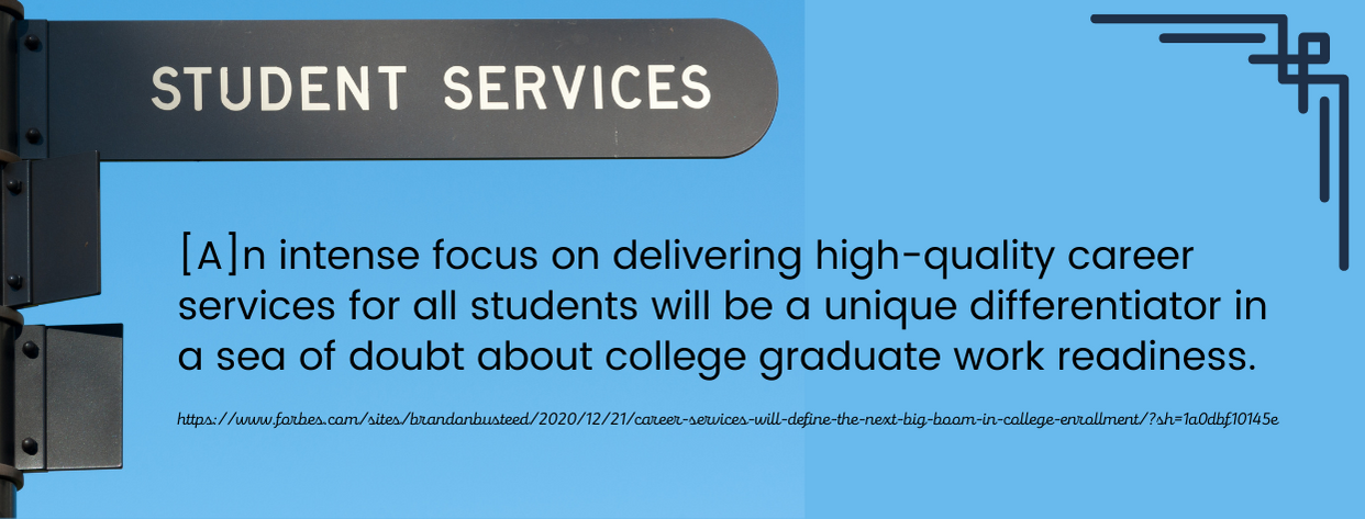 College Student Services fact 1