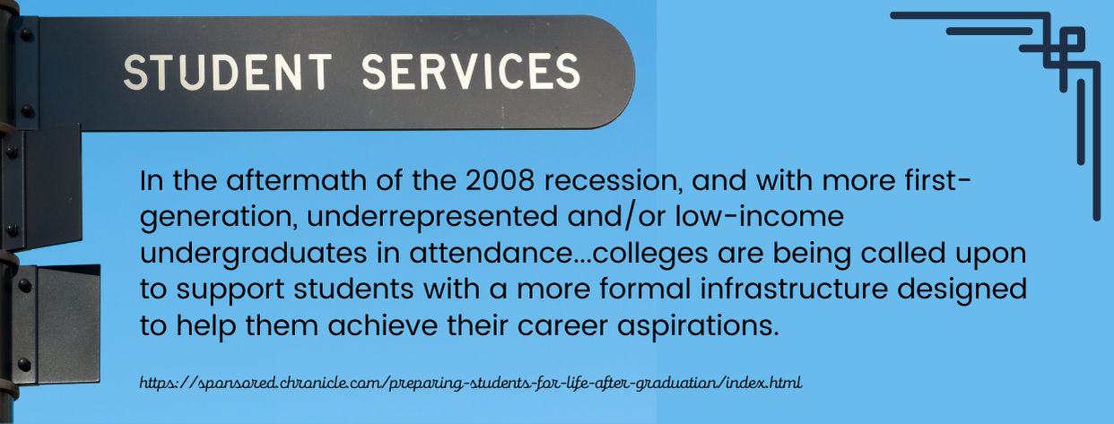 College Student Services fact 2