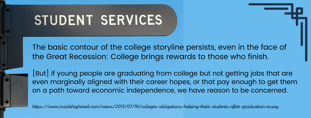 College Student Services fact 4