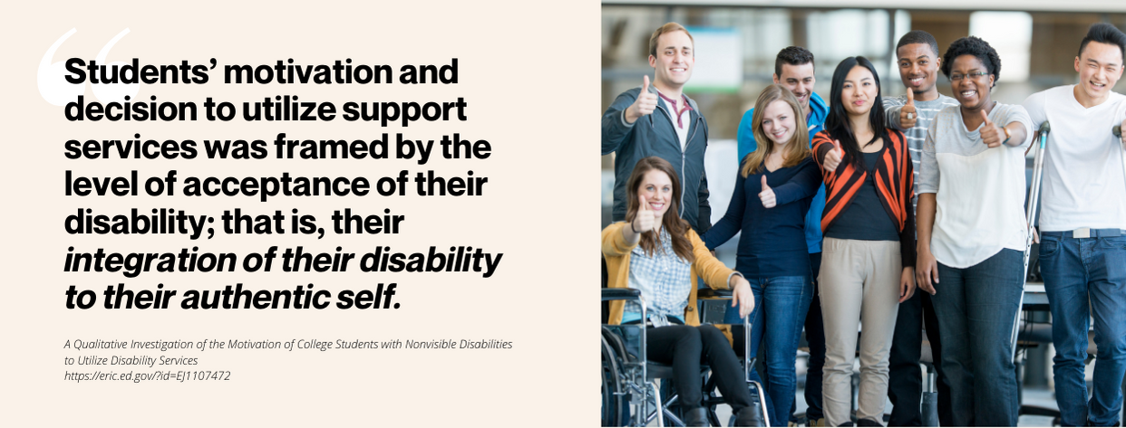 Disability Support Services College - fact
