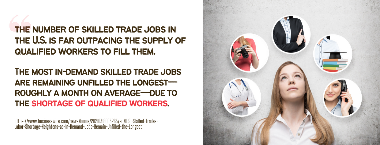 Top-paying Trade Jobs fact 1
