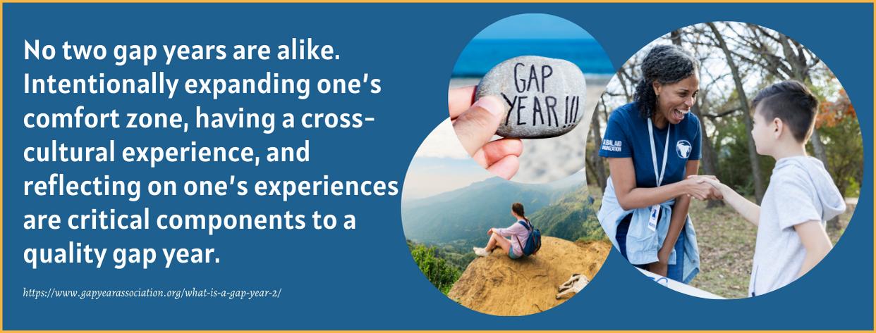 Gap Year Program fact 1