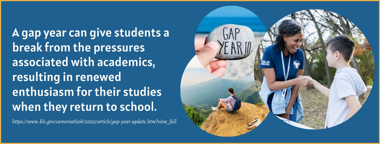 Gap Year Program fact 4