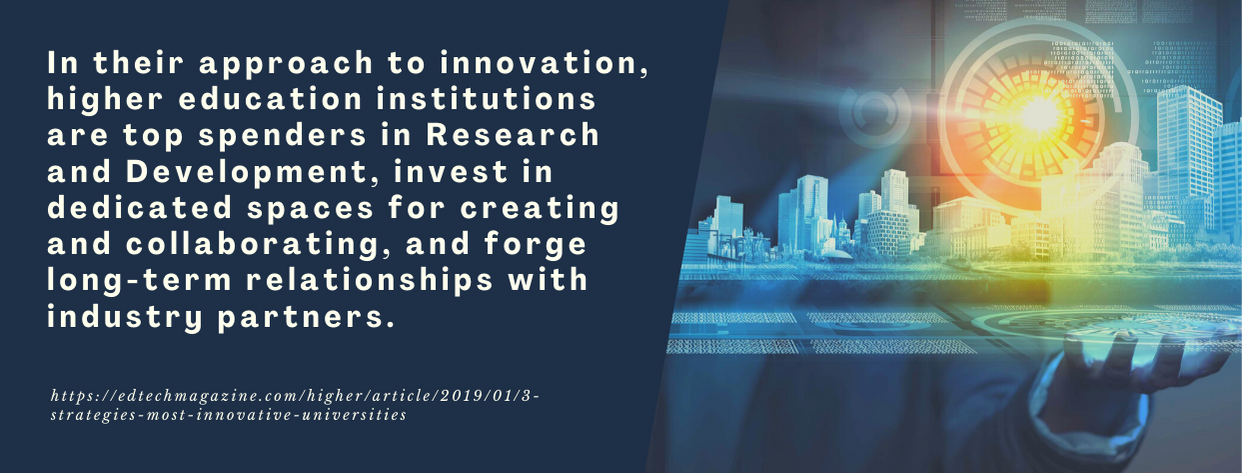 Innovative Colleges - fact 5